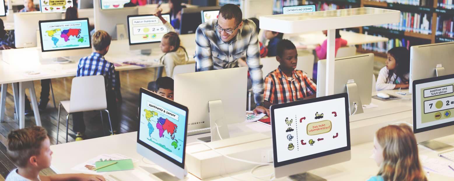 Progressive Mind unterstützt beim Digitalpakt Schule