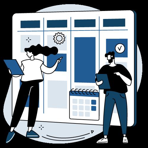 Schritte zu einer WordPress Website